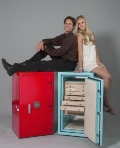His and Hers Jewelry Safes