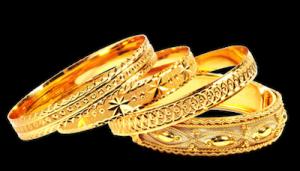 gold bangles 300x171